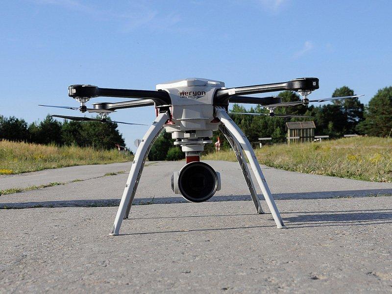 На Чернігівщині військові вчені завершили випробування безпілотних літальних апаратів