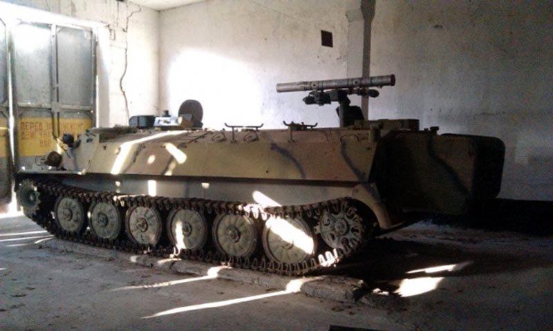 Мобільні вбивці танків: в Одесі волонтерський «рембат» повертає в дію комплекси «Штурм-С»