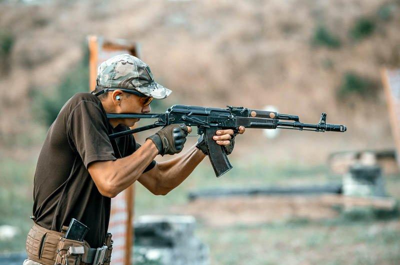 Одеські курсанти здобули блискучу перемогу в турнірі з практичної стрільби