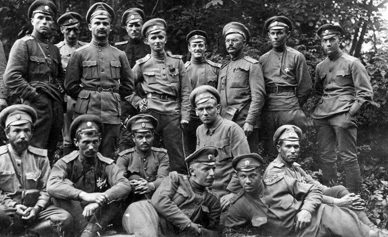 «Поради молодому офіцеру» від ротмістра В.М. Кульчицького. 1915 р.