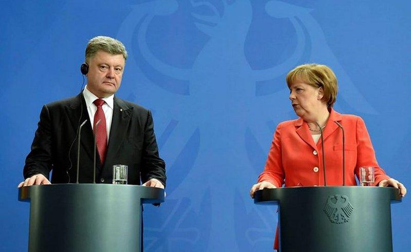 ОБСЄ на Донбасі не дають працювати, — Меркель