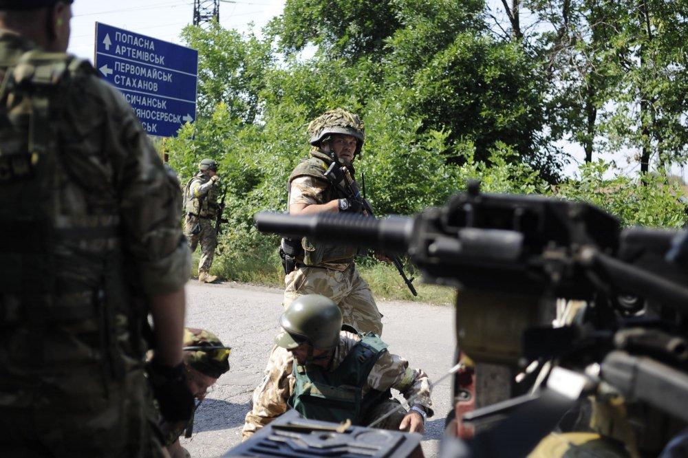 Міноборони підготувало нову воєнну доктрину для стримування військової агресії на Донбасі