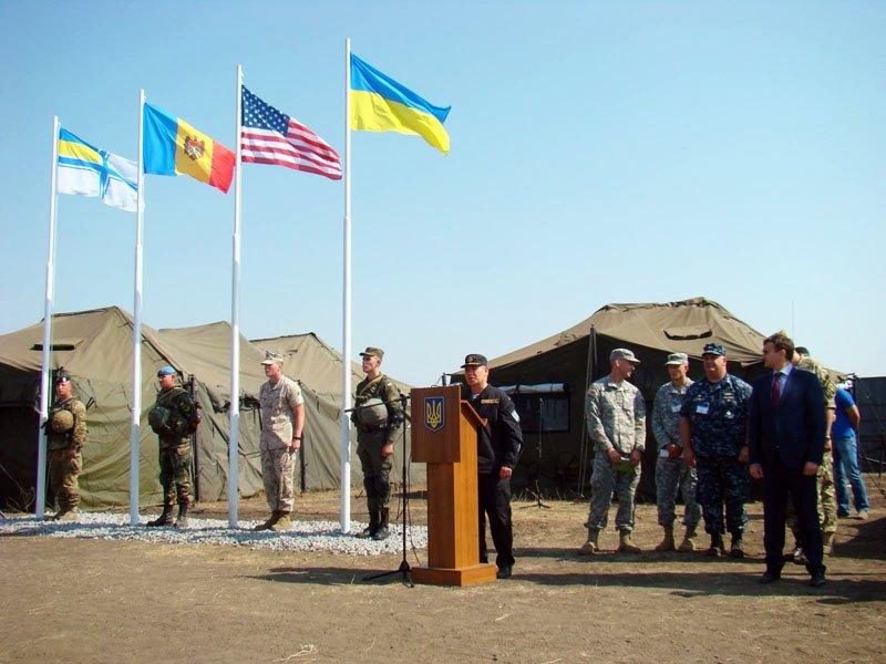 Українсько-американські навчання «Сі бриз-2015» у Миколаївській області