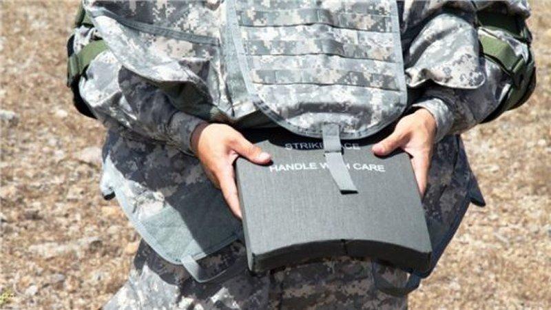 Армія США отримає полегшені бронежилети