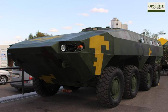 Новинки української бронетехніки