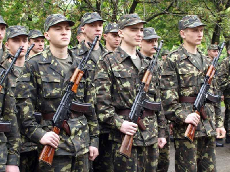 Восени призвуть 11 тисяч українців