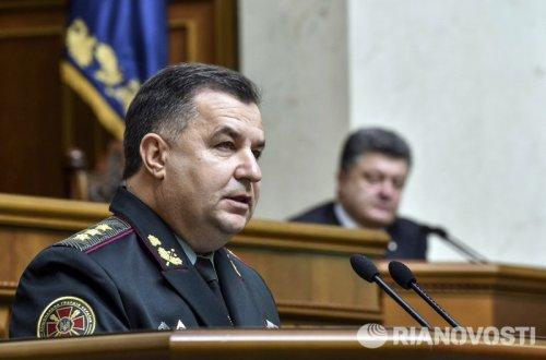 Полторак: чисельність української армії за рік зросла в два рази