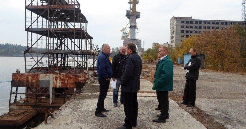В «Укроборонпромі» заявили, що взяли курс на відновлення «Суднобудівного заводу ім. 61 комунара»