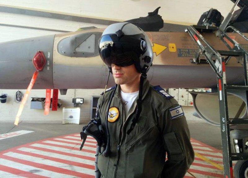 Ізраїльські льотчики отримають «розумні» шоломи