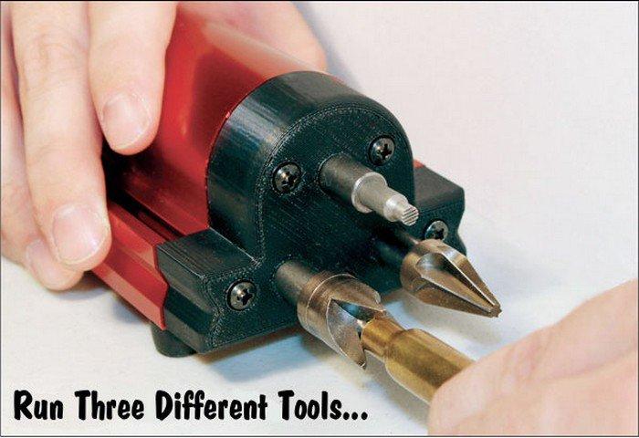 Hornady Case Prep Trio: прилад для швидкого зачищення гільз