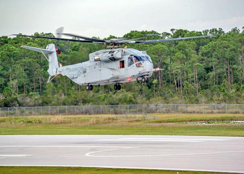 Компанія Sikorsky випробувала новий важкий транспортний вертоліт