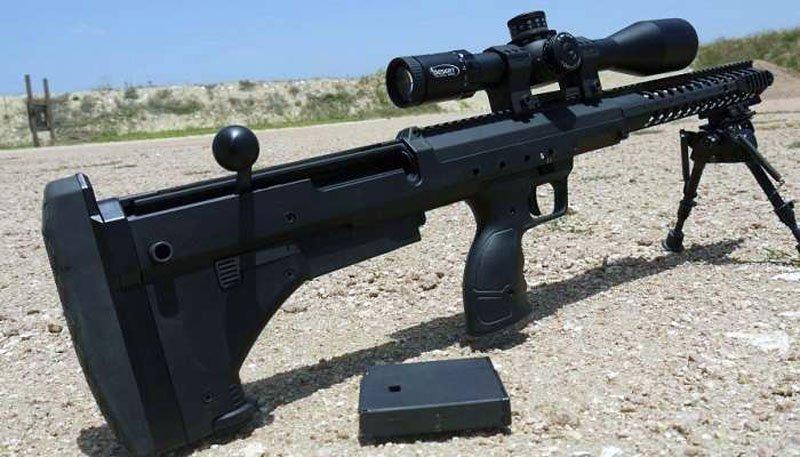 На озброєння ЗСУ надійшли снайперські гвинтівки Desert Tech
