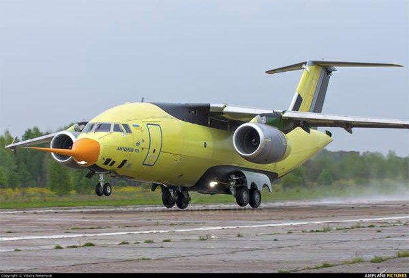 Ан−178 проходить випробування та готується до прем'єрного показу на Dubai Air Show-2015