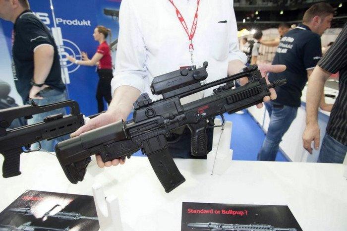 Хорватська армія отримає нові гвинтівки VHS-2