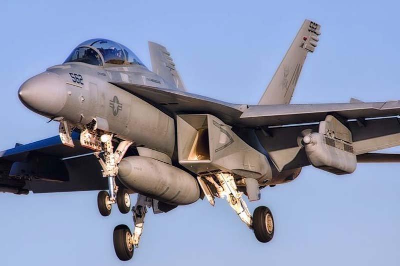 США можуть розмістити в Туреччині літаки EA-18 Growler для протидії російським комплексам С-400