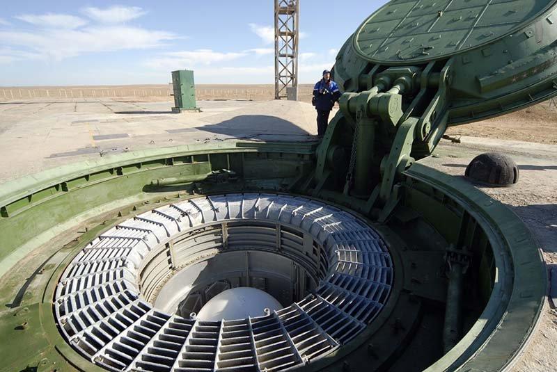27 листопада з Домбаровки (РФ) запустять міжконтинентальну балістичну ракету РС-18