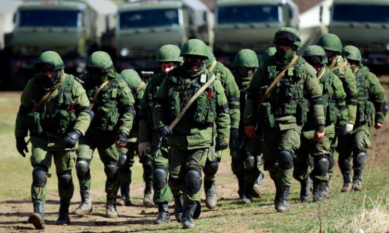 Росія перекидає штурмовиків у Північний Крим — РНБО