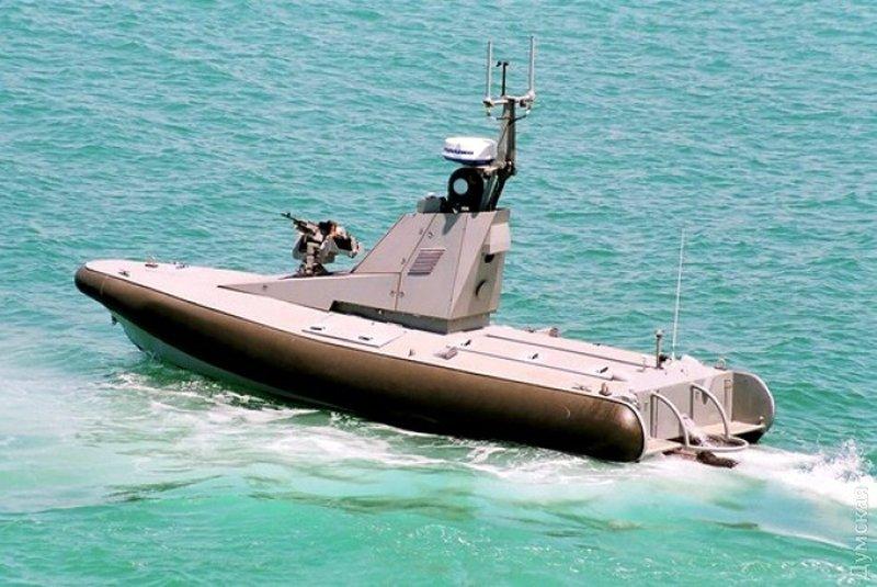 Одеські морські прикордонники отримають роботизовані катери і … фрегат