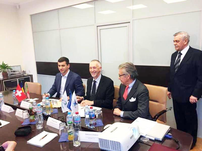 Літаки «Антонова» будуть обслуговуватися в Португалії