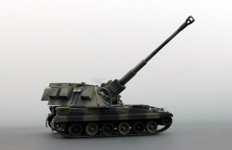 Детальніше про українсько-НАТОвський проект 155-мм самохідної гаубиці і 120-мм самохідного міномета