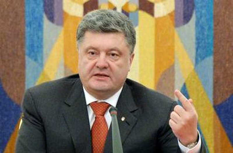Порошенко доручив СБУ розробити концепцію контррозвідувального режиму в Україні