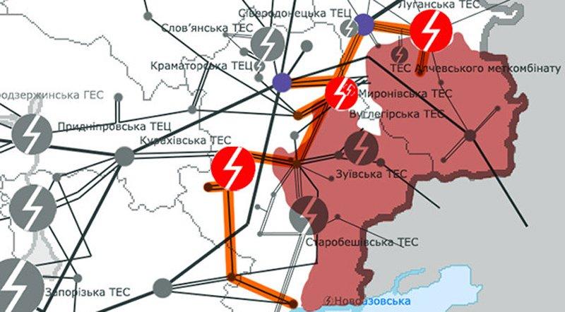 Енергетичні й тактичні передумови можливої активізації боїв на Донбасі