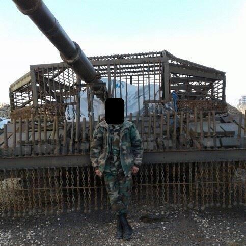 Сирійський танк для «штрафників» і намет на гусеницях