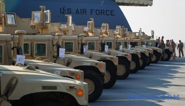Україна зможе модернізувати отримані від США «Хамві»