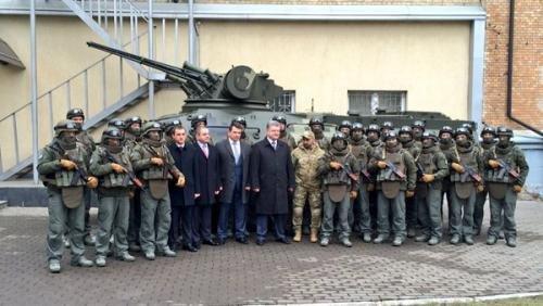 Антикорупційне бюро отримало на озброєння БТР-3E