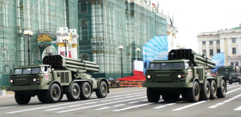 Терорганізація «лнр» отримала від Росії 18 РСЗВ «Ураган», — ІС