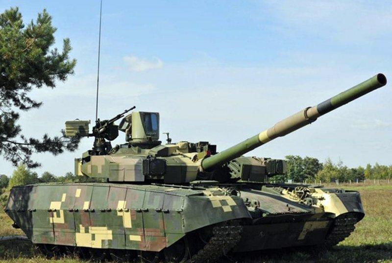 Якою зброєю торгує Україна