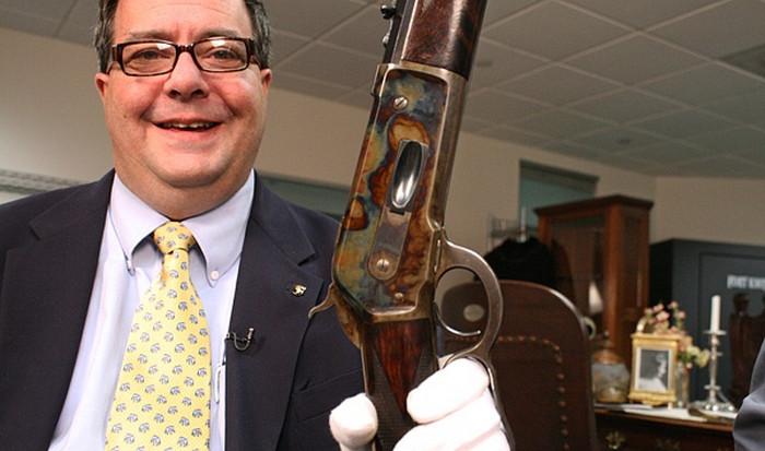 Гвинтівки Winchester і президенти США