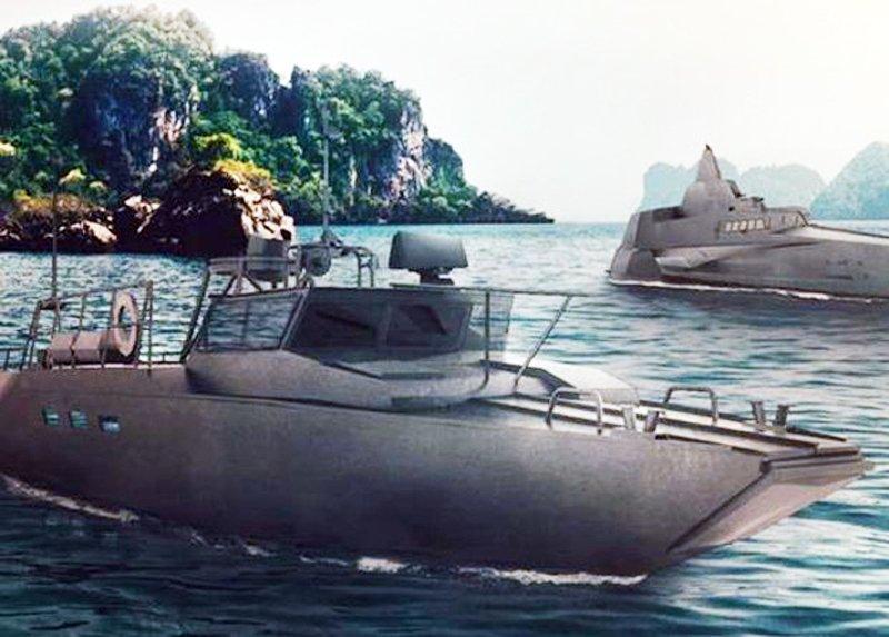 Шведи показали компактний корабельний радар