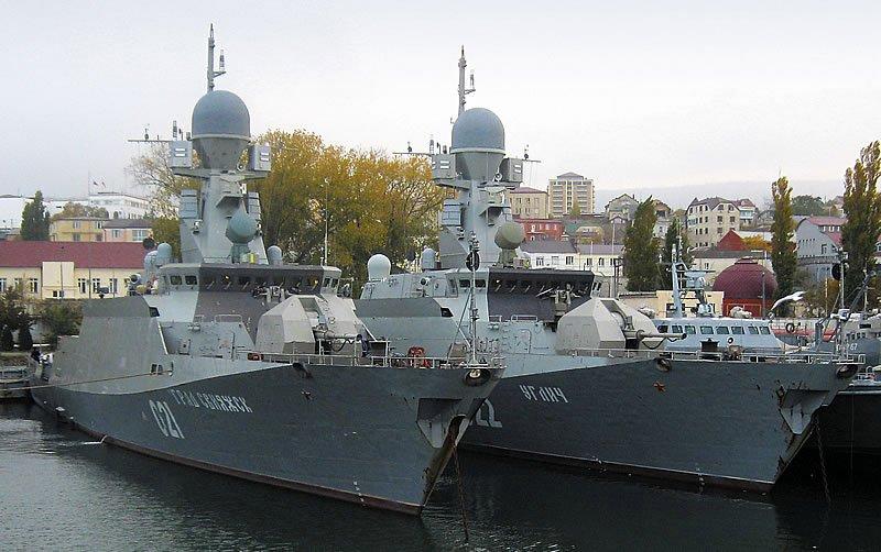 Російські ракетні кораблі серії «Буян-М» отримають китайські дизельні двигуни