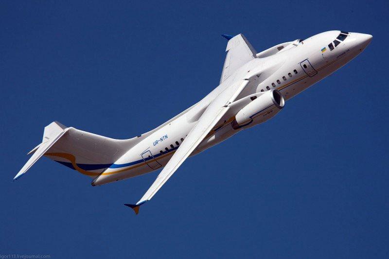 У ЦІАМ випробували український двигун для легких літаків