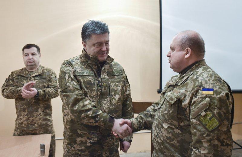 Президент призначив нового командувача Сухопутних військ, яким став генерал-лейтенант Сергій Попко