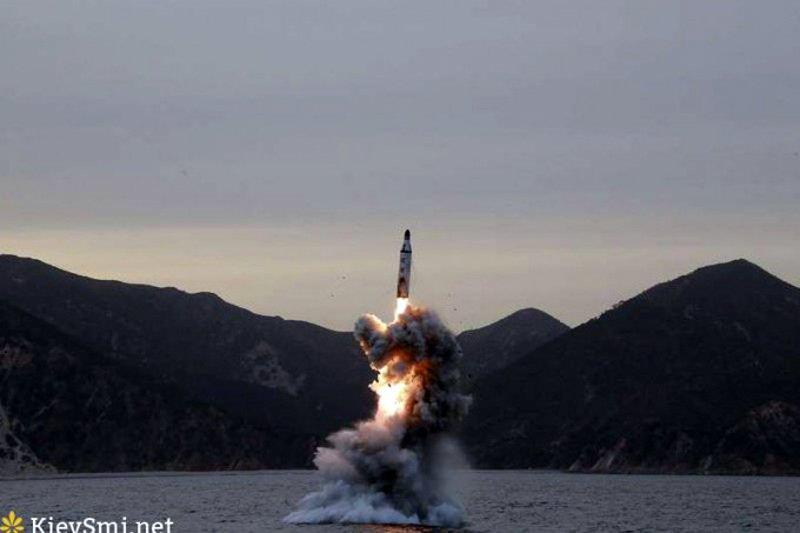 КНДР здійснила невдалу спробу пуску ракети — ЗМІ