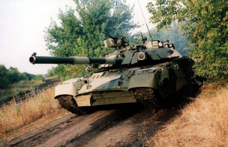 Міноборони України прийняло рішення відновити перше покоління танків Т-84 «Оплот»
