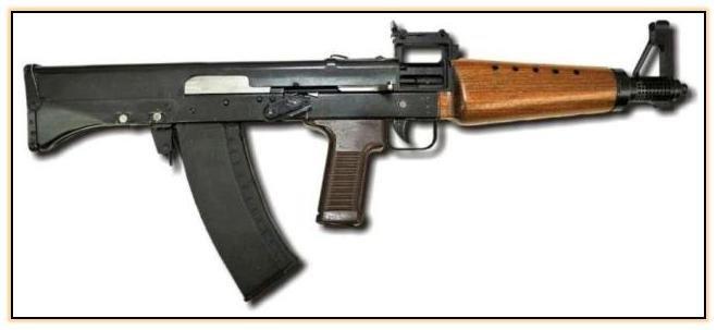 Дослідний автомат АЛ-2 (СРСР. 1965 рік)