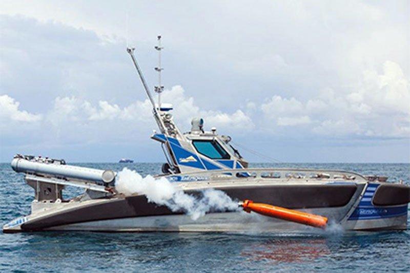Ізраїльський бойовий катер-безпілотник вперше здійснив пуск торпед