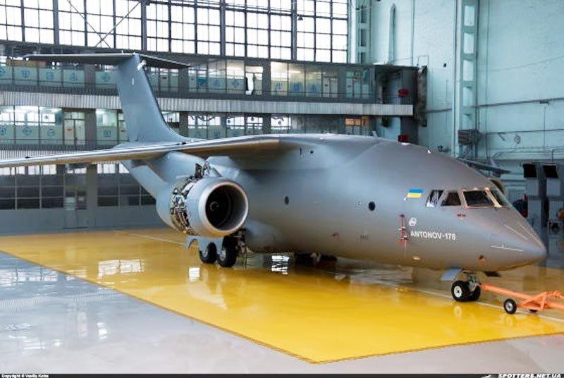 «Антонов» отримав замовлення на 60 літаків