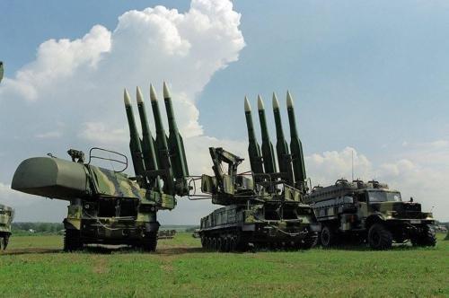 Основу боєздатної армійської спецтехніки в українській армії складають КрАЗи.