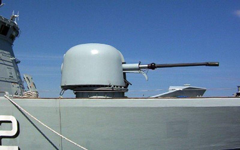 Ізраїль закупить корабельні гармати OTO Melara
