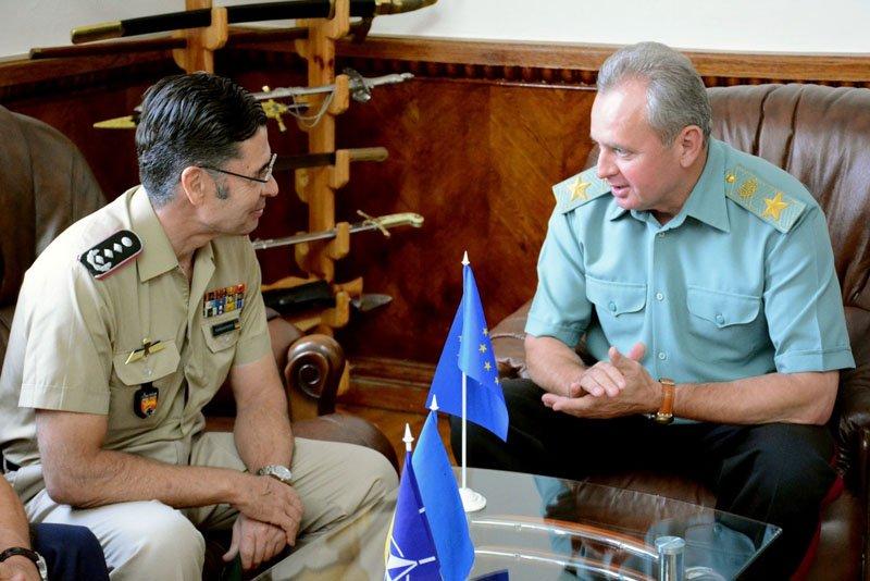 Збройні Сили України зацікавлені в поглибленні співпраці з Бундесвером