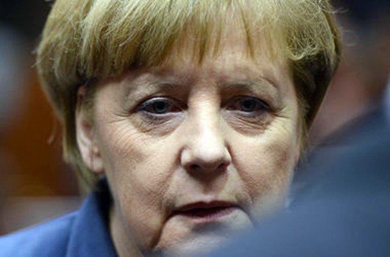 Російські танки в Україні шокували Меркель
