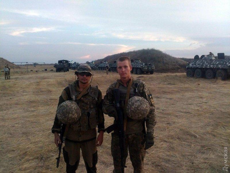Одеський батальйон морської піхоти отримав плаваючі бронетранспортери