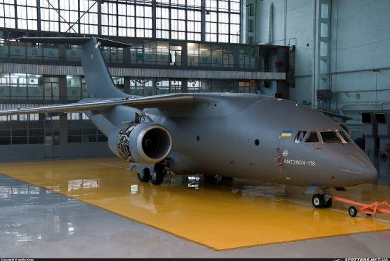 ДП «Антонов» розгортає виробництво Ан-178