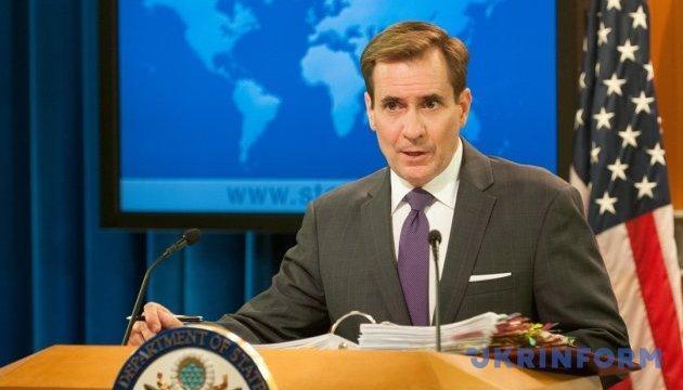 США не готові до нормалізації відносин із Росією — Держдеп