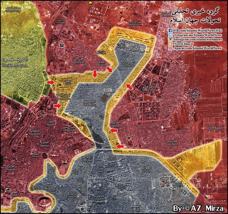 Алеппо зливають. Асад і Путін в кроці від «великої перемоги»