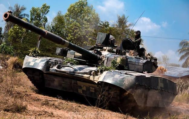У Кабміні вирішили, як забезпечити армію танками Оплот-М